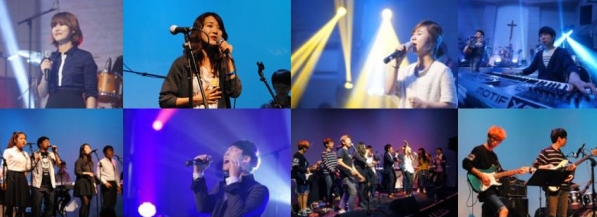 Jubilee Worship Starts Monthly Worship Concert