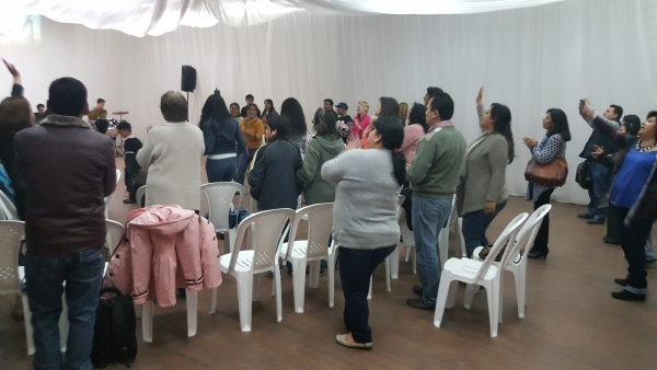 Praise and Worship Night in Bolivia Reaches 70 People
