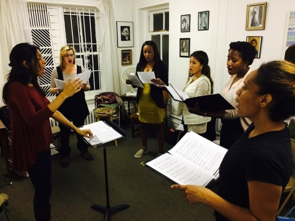 Jubilee Chorus Welcomes Increasing Members for Christmas Community Concert