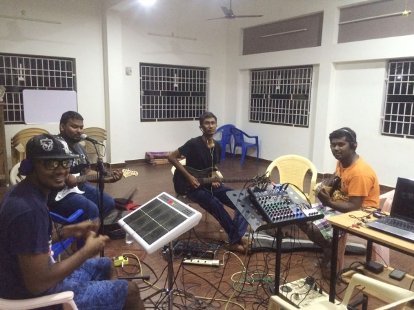 Jubilee Chennai event practice