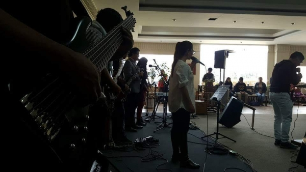 Jubilee Bolivia Holds Last Rehearsa