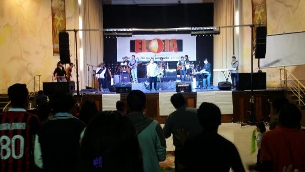 Jubilee Bolivia 24 Hour Event