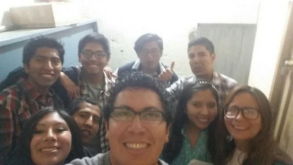 Jubilee Bolivia Worship Team