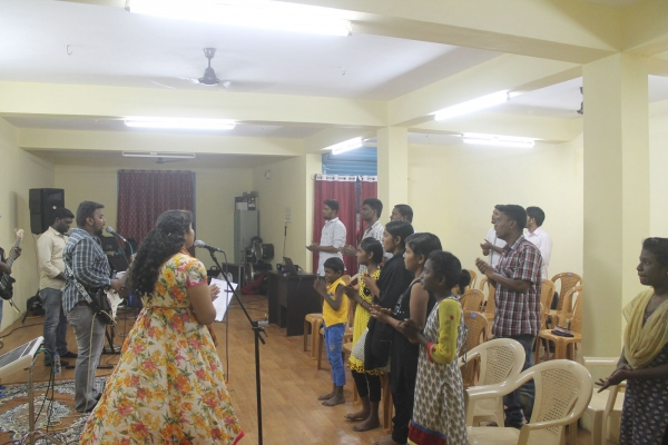 Jubilee India praise and worship night photo