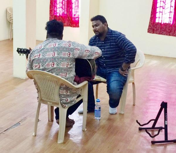 Jubilee Chennai guitar class
