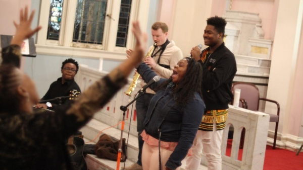 Jubilee St.Louis Held First Open Mic Event