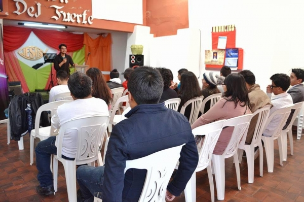 Jubilee Bolivia Holds Second Successful Fellowship Conference, Where Eight New Members Were Added
