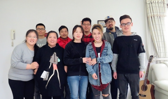 Jubilee Beijing Weekly Christian Artist Fellowship Continues