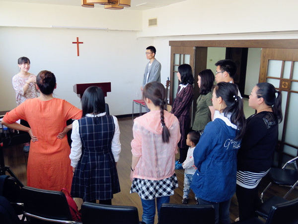 Jubilee Beijing holds Its First Music Workshop