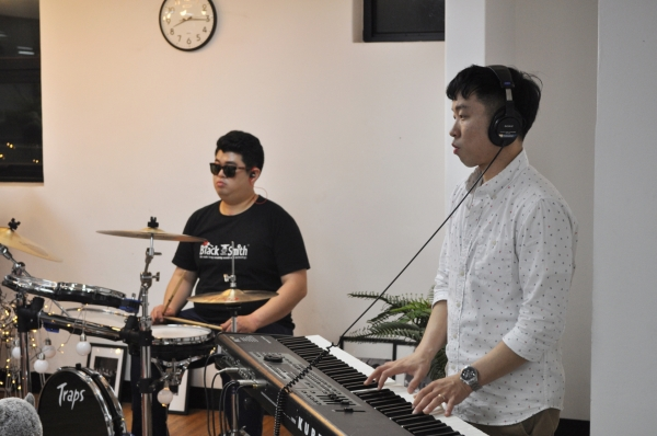 Photos From Jubilee Worship Korea Music Video Shooting