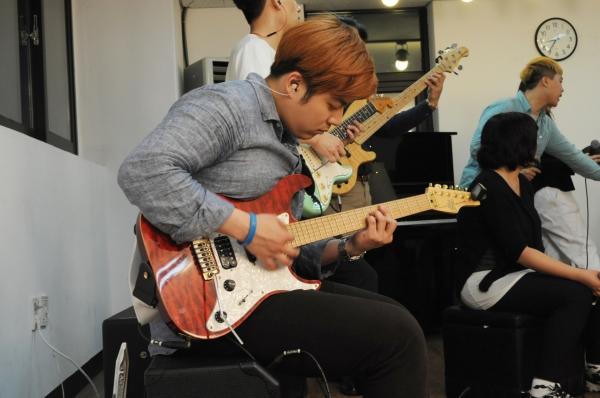 Photos From Jubilee Worship Korea Music Video Shooting