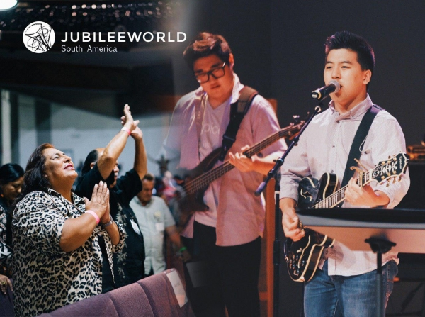 Jubilee World South America to Focus on Raising Local Musicians to Serve the Church Actively