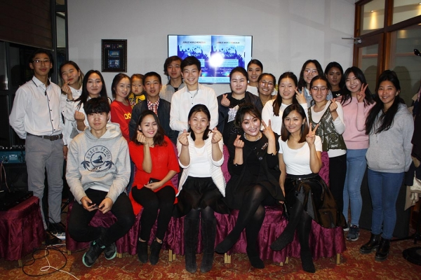 Jubilee Mongolia Held Worship Night for October
