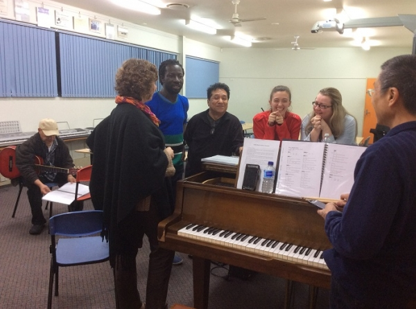 Jubilee Worship Australia Holds Regular Fellowship, Rehearsal