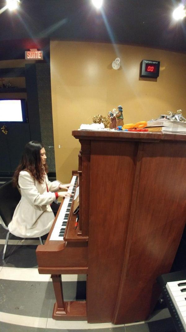 Jubilee Montreal Held Joyful Jubilee Christmas Concert