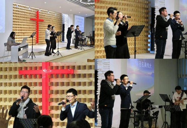 Jubilee Beijing Plan to Hold Monthly Worship Concerts in 2018