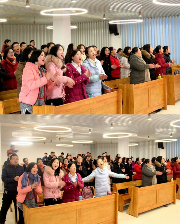"Jubilee China ""To Know God"" Worship Concert"