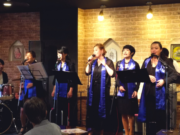 Jubilee Japan Gospel Choir