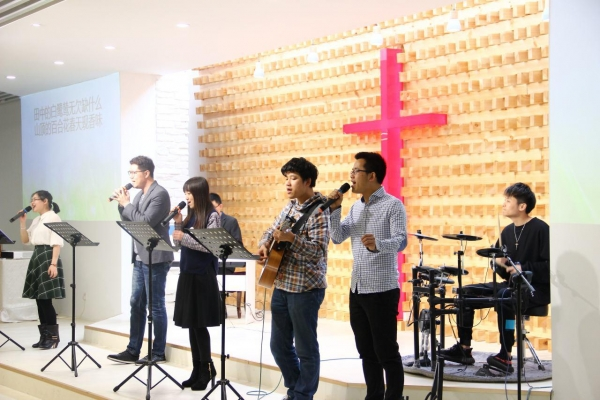 "Jubilee China Easter Concert Praising ""The Lord Has Risen""!"