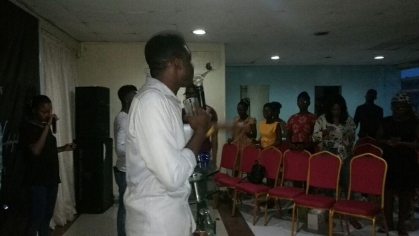 Jubilee Nigeria & Jubilee Uganda Unite to Participate on Emmanuel Church Holy Communion [PHOTOS]