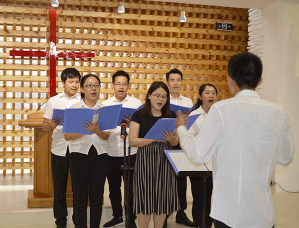 Jubilee China Holds An Instrumental and Choir Concert Praising God's Holy Name