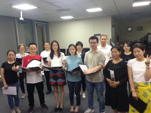 Jubilee Chorus Shenzhen Rehearses All Chorus Concert Songs Gracefully with God's Presence
