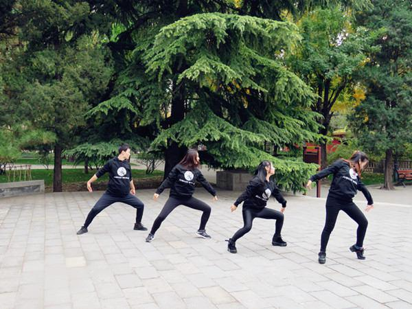 "Jubilee China Beijing Publishes A Recording Original Dance ""No Longer Slaves"""