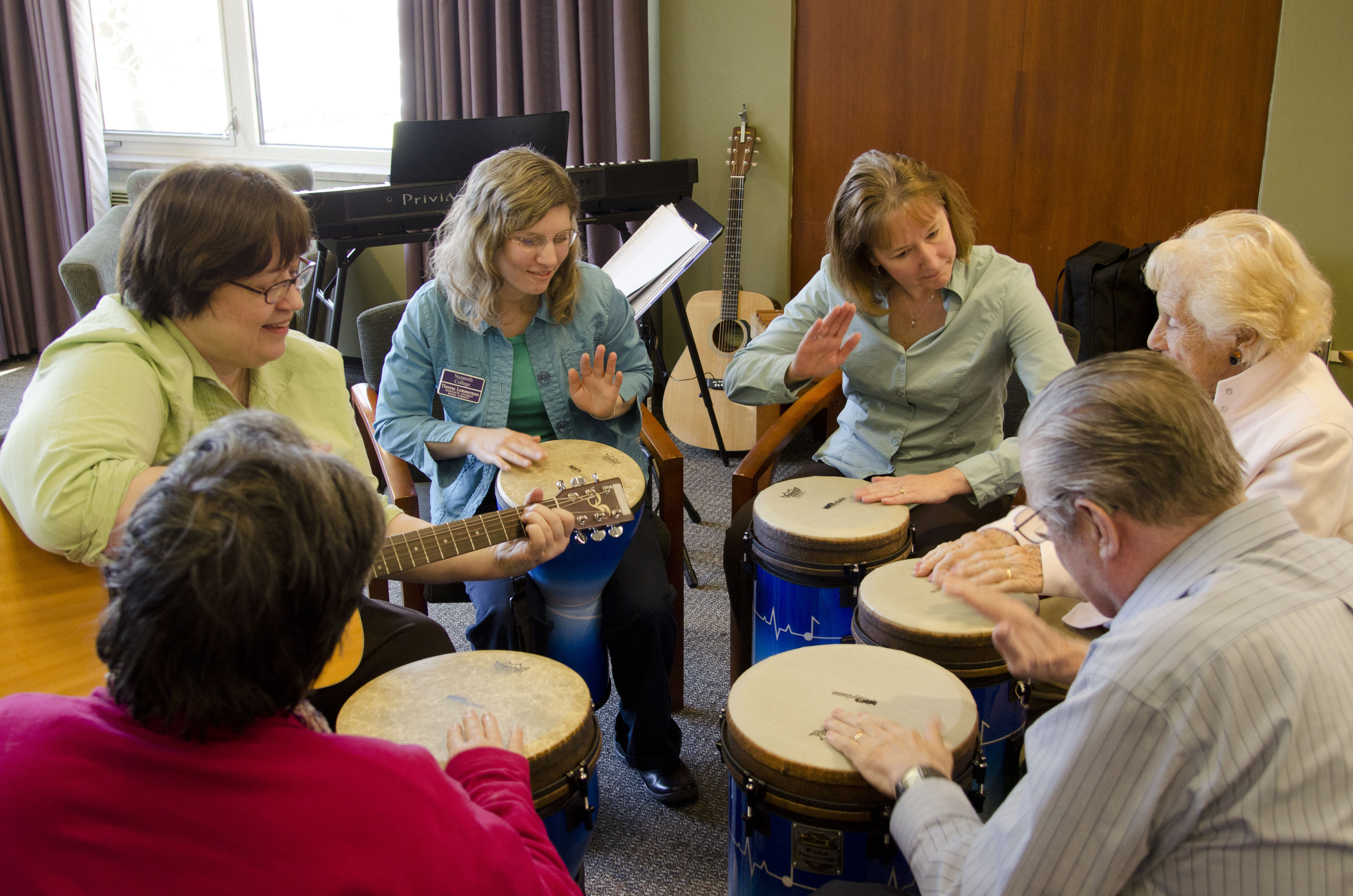 musical therapy history and medicine impact Music therapy in hospitals hospitalization can result not only in physical stress from invasive treatments and therapies, but emotional stress as well from unexpected news, unfamiliar environments, inability to conduct normal activities and lack of control.