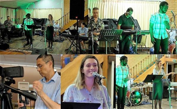 Jubilee Australia worship concert
